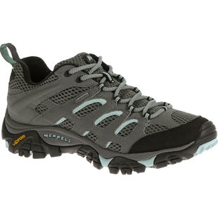 Merrell Moab GoreTex Ladies Hiking Shoes - Sedona Sage