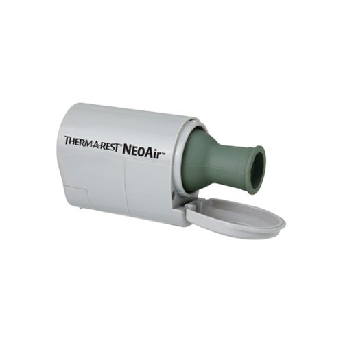 Thermarest NeoAir Mini Pump for Inflatable Sleep Mat - Grey