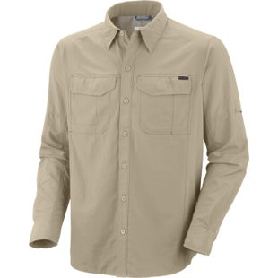 Columbia Silver Ridge Shirt - Fossil