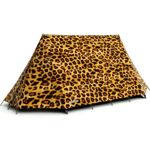 FieldCandy Original Explorer Tent - Dont Be A leopard