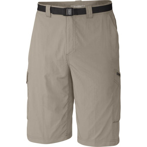 Columbia Silver Ridge Cargo Walk Shorts - Fossil