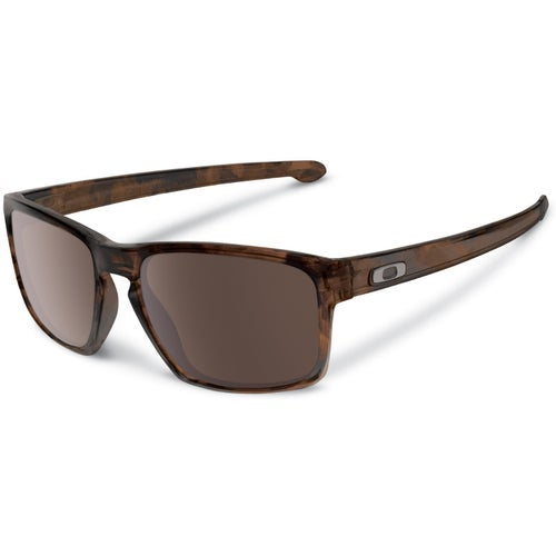Oakley Sliver Sunglasses - Matte Brown Tort ~ Warm Grey