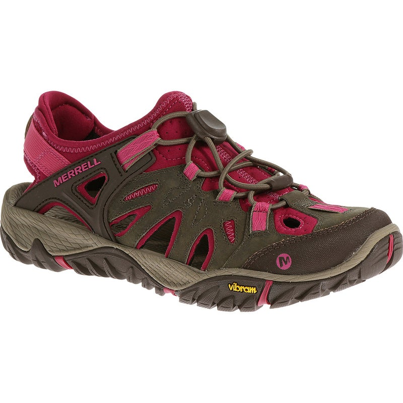 53fc5cbd31 Merrell All Out Blaze Sieve Ladies Water Shoes