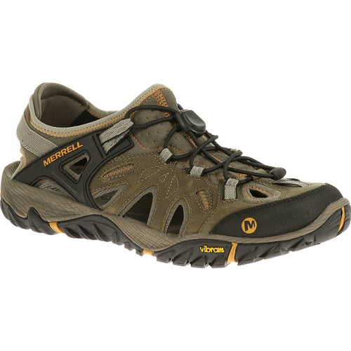 Merrell All Out Blaze Sieve Water Shoes - Brindle Butterscotch