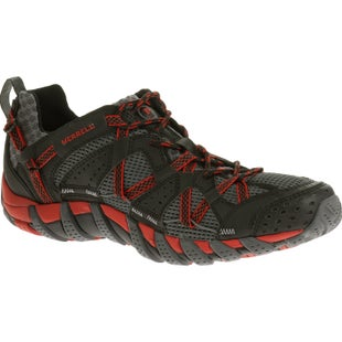 Merrell Waterpro Maipo Water Shoes - Black Red