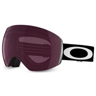 Oakley Flight Deck Snowboard Goggles - Matte Black ~ Prizm Rose