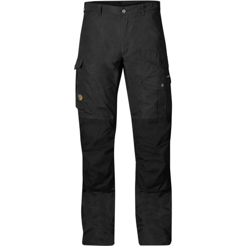 Fjallraven Barents Pro Walking Pants - Dark Grey Black