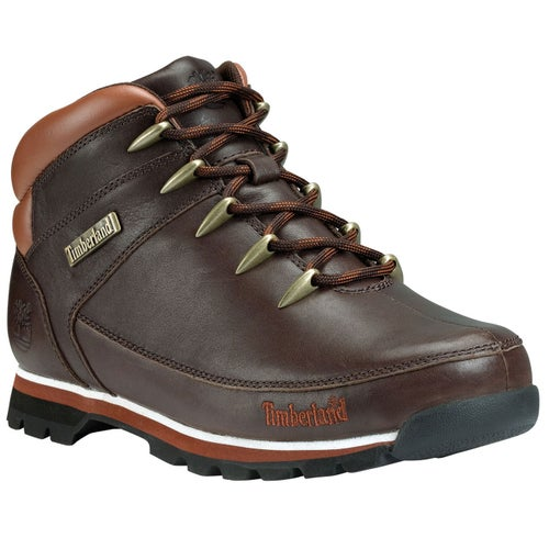 Timberland Euro Sprint Hiking Shoes - Mulch Forty