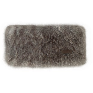 Barts Fur Ladies Headband - Grey