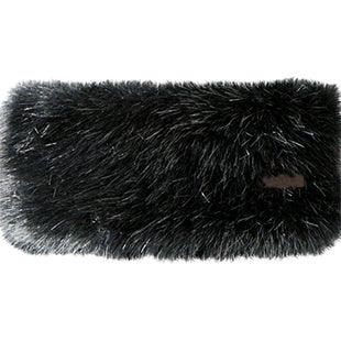 Barts Fur Ladies Headband - Black