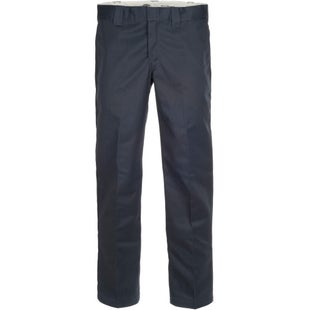 Dickies 873 Slim Straight Work Pants - Dark Navy