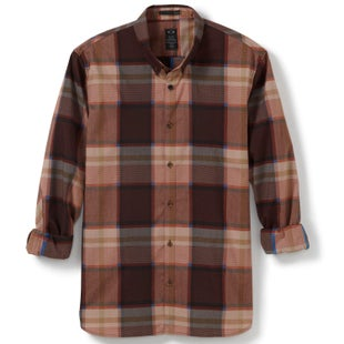 Oakley Icon Tech Shirt - Cigar Brown