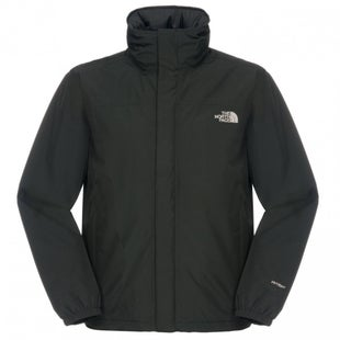 North Face Insulated Resolve Jacket - TNF Black