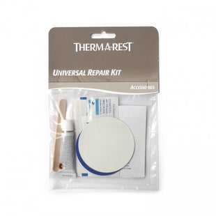 Thermarest Permanent Home Repair Kit for Sleep Mat - White