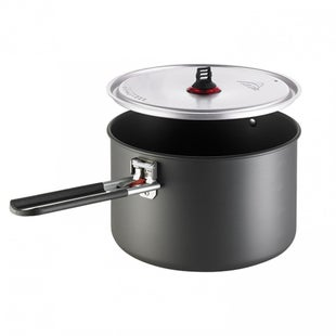 MSR Alpinist 2 Pot Cooking Set - Black