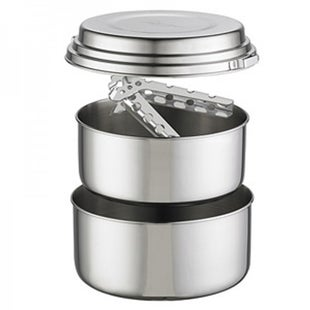 MSR Alpine 2 Pot Cooking Set - Silver