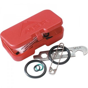 MSR Annual Maintenance Kit for Cook System - Red