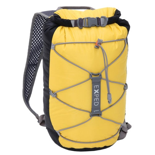 Exped Cloudburst 25L Backpack - Black Yellow