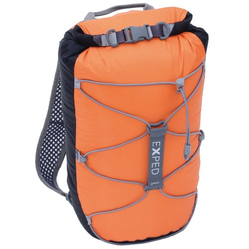 Exped Cloudburst 25L Backpack - Black Orange