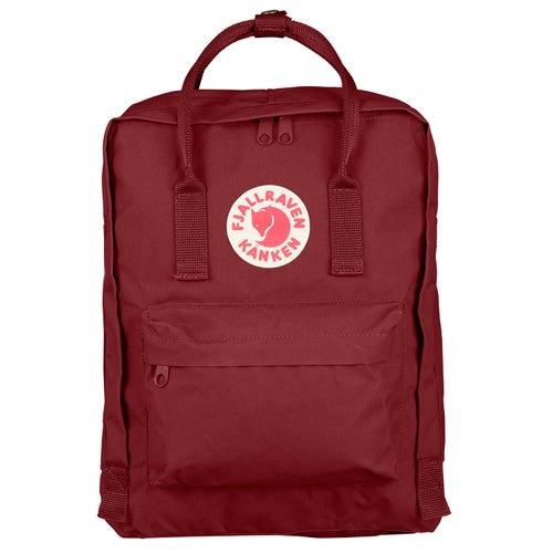 Fjallraven Kanken Classic Backpack - Ox Red