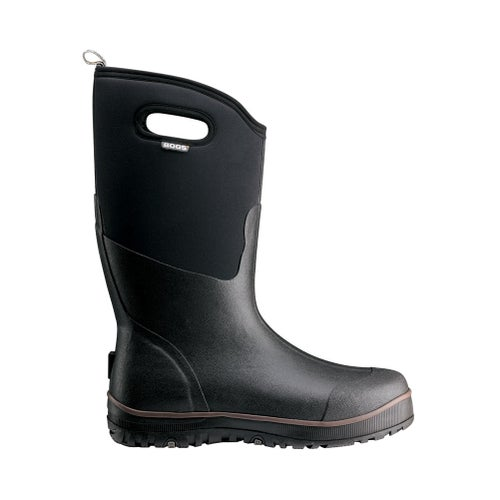 Bogs Classic Mens Ultra High Insulated Neoprene Wellies - Black