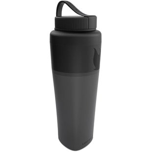 Light My Fire Pack Up Water Bottle - Black