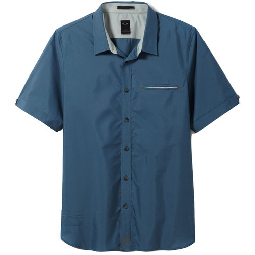 Oakley Icon Shirt - Chino Blue