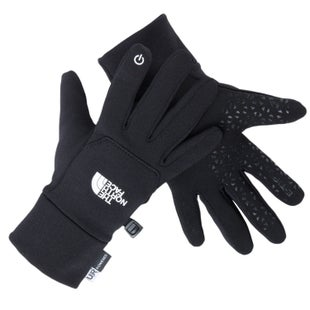 North Face Etip Ladies Gloves - Black