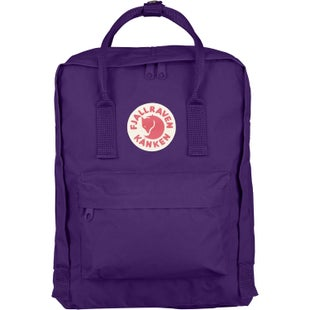 Fjallraven Kanken Classic Backpack - Purple