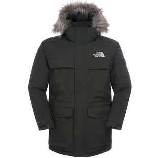 North Face McMurdo Parka Down Jacket - TNF Black