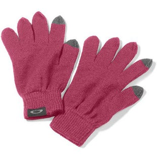 Oakley Avenue Touch Tip Base Ladies Gloves - Mulberry