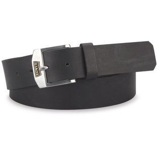 Levis New Legend Leather Belt - Regular Black