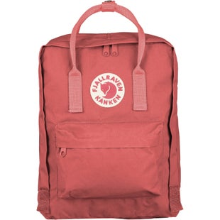 Fjallraven Kanken Classic Backpack - Peach Pink