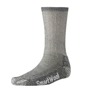 Smartwool Trekking Heavy Crew Hiking Socks - Grey