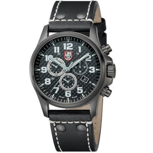 Luminox Atacama Field Chronograph Alarm 1941 Watch - Black