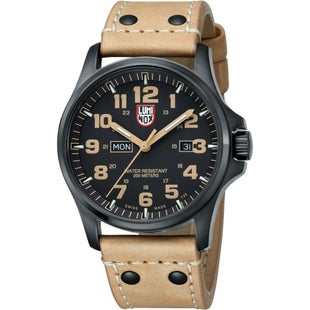 Luminox Atacama Field Day Date 1925 Watch - Black Brown Dial
