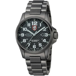 Luminox Atacama Field Day Date 1922 Watch - Black Dial