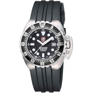 Luminox Deep Dive Automatic 1512 Watch - Black Dial
