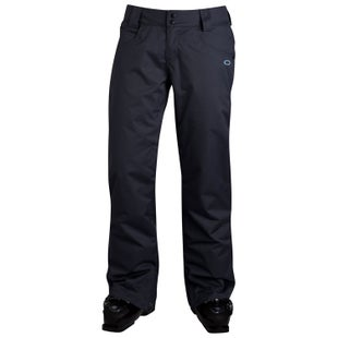 Oakley Fit Ladies Snowboard Pants - Ombre Blue