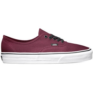 Vans Authentic Shoes - Port Royal Black