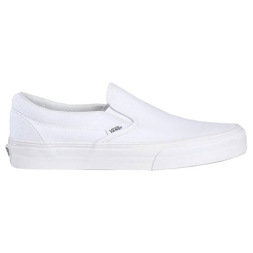 Vans Classic Slip On Shoes - True White