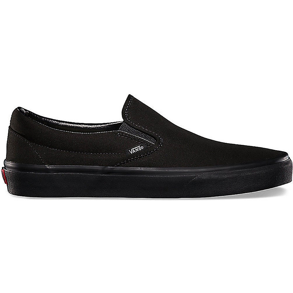 a99d773e47 Vans Classic Slip On Shoes available from Blackleaf