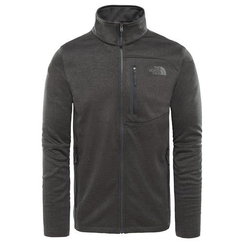 North Face Canyonlands Hoody - Tnf Dark Grey Heather