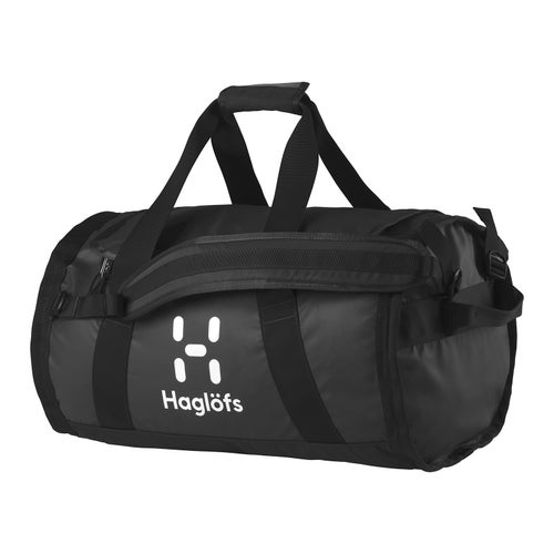 Haglofs Lava 50 Duffle Bag - True Black