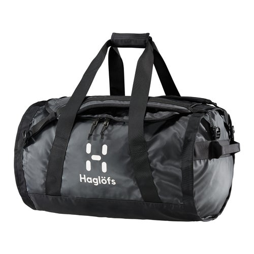 Haglofs Lava 70 Duffle Bag - True Black