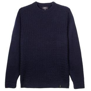 Finisterre Allet Crew Sweater - Navy