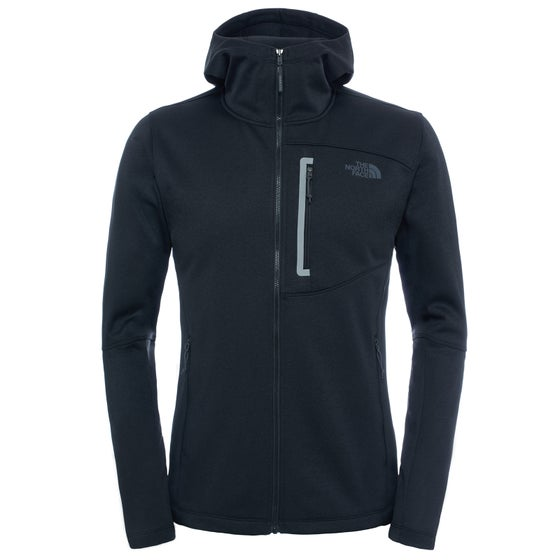 0c0ce308c2ce2 Sudaderas con capucha y cremallera North Face Canyonlands - Tnf Black
