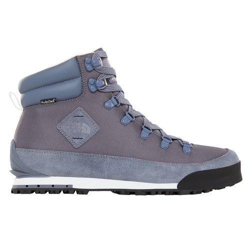 North Face Back To Berkeley Boots - Grisaille Grey TNF White