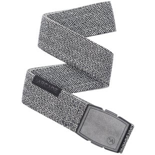 Arcade Belts Hemingway Web Belt - Black/grey