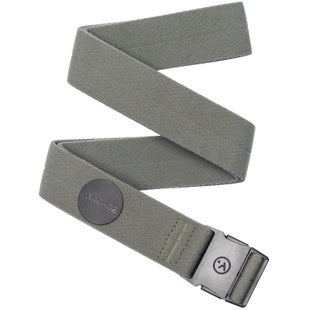 Arcade Belts Ranger Slim Web Belt - Ivy Green